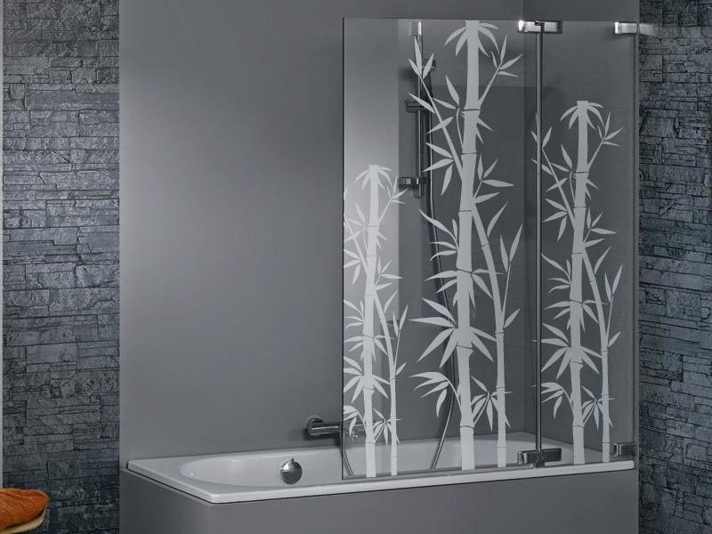 mampara baño